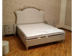 Деревянная кровать ПАОЛА Фабрики Турции