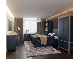 Мебель для столовой-гостиной JULES VERNE (ЖЮЛЬ ВЕРН) Этажерка