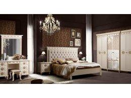 КАСТИЛИЯ Спальня с 4-х дверным шкафом