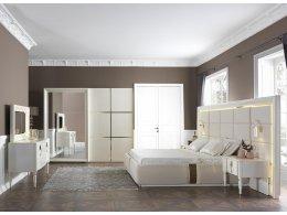 Деревянная кровать АНГЕЛ Фабрики Турции