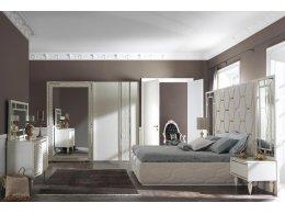 Тканевая кровать ПЭРИС Фабрики Турции