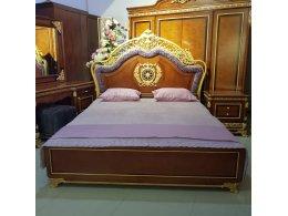 Деревянная кровать МОНАРХ Фабрики Китая