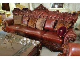 Прямой диван АННА Фабрики Китая
