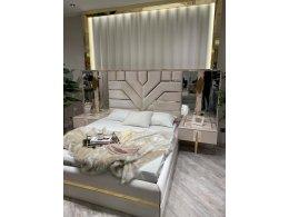 Тканевая кровать МЕДЕЯ  Фабрики Турции