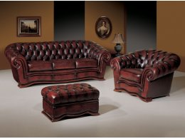 CHARLES (ЧАРЛИ) Мягкая мебель из кожи