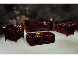 OLIVER (ОЛИВЕР) Мягкая мебель из кожи