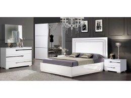 ВЕНЕЦИЯ 1 комплект спальни со шкафом-купе (под заказ)